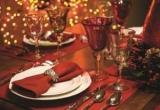 Святковий декор новорічного столу на Щедрий вечір 2017: сервіровка, декор, ідеї оформлення