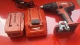 Шуруповерт аккумулятор SFC 22-A Hilti: отзывы